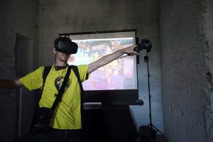 réalité virtuelle Yellow Vibes