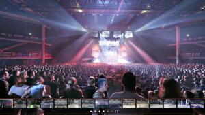 visite virtuelle 360° salle de concert