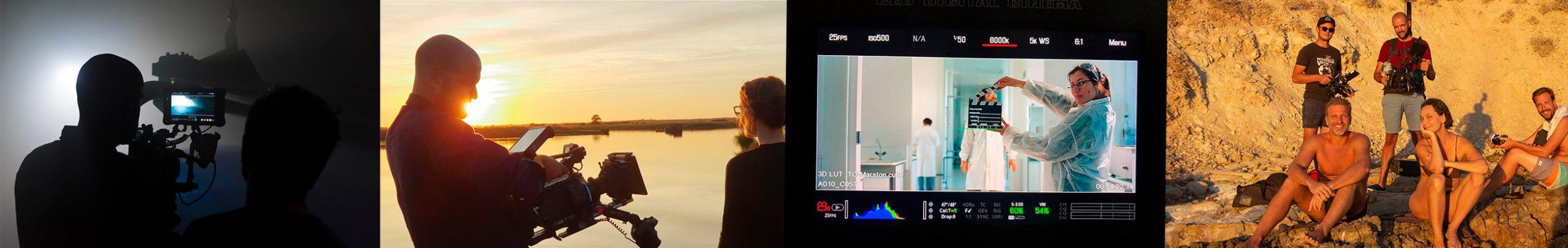 vidéo d'entreprise tournages backstages