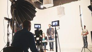 Vidéo d'entreprise tournage gattefosse