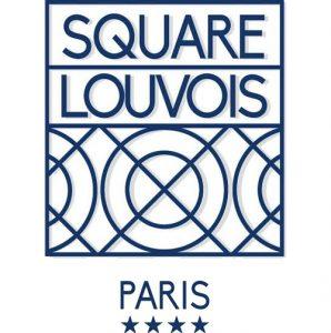 Hotel square logo