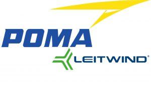 Poma Leitwind logo