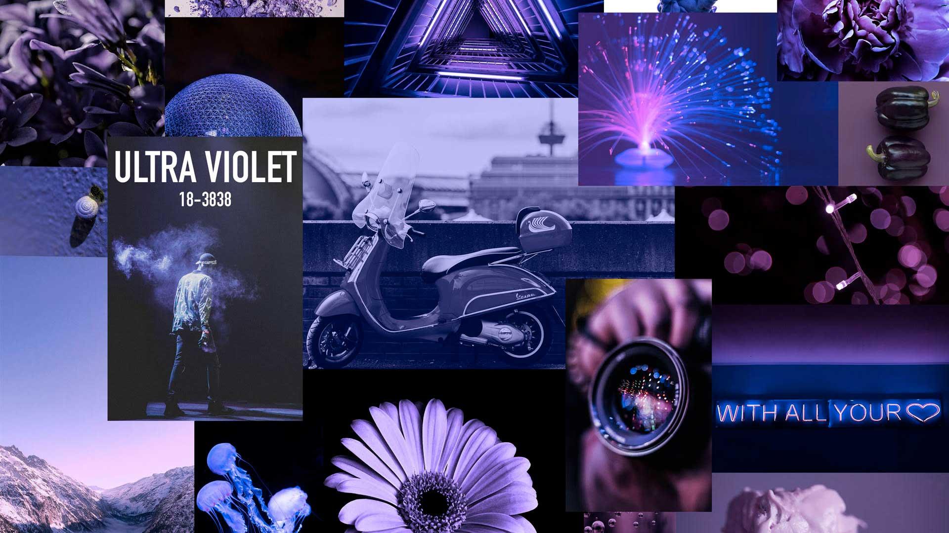 logo design et typographie- Ultraviolet- agence communication lyon
