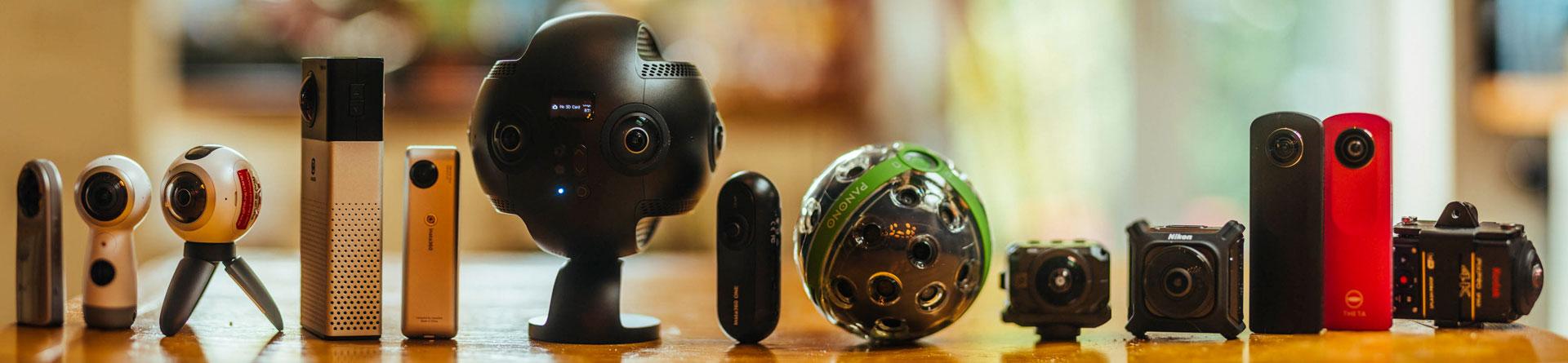 La caméra Insta360 Pro2 est arrivée à Lyon