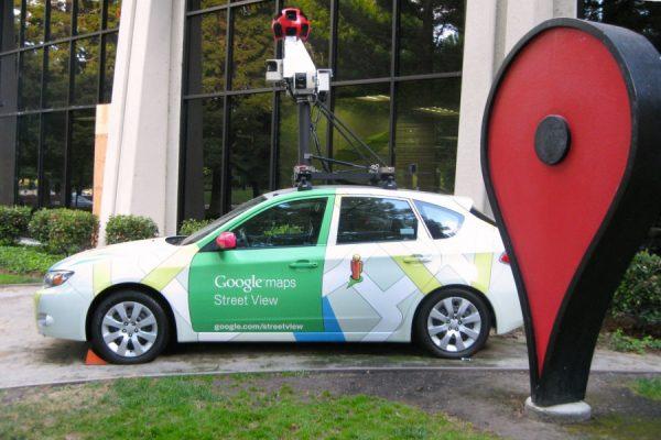 visites virtuelles 360° street view
