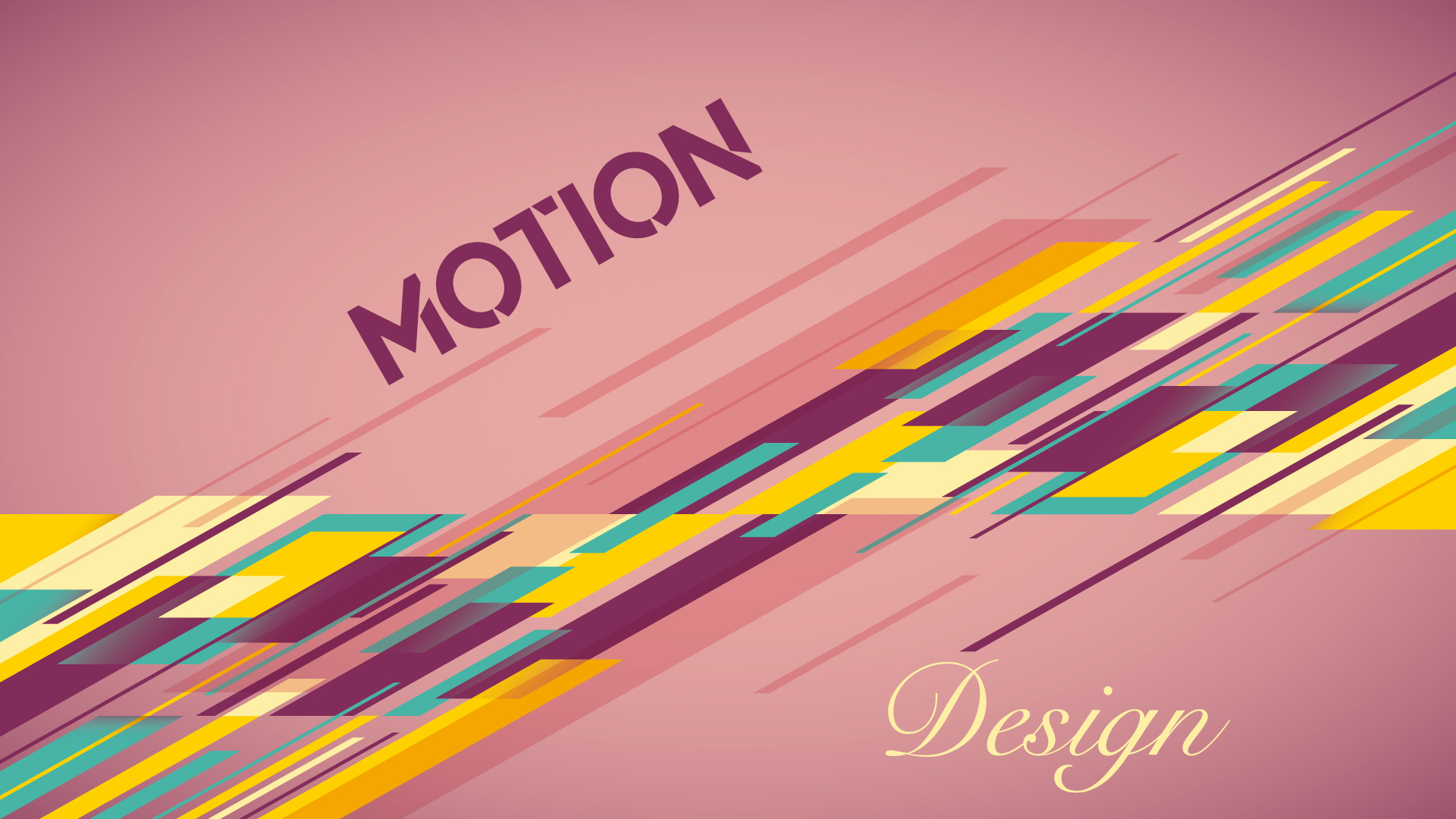 Motiondesign couverture