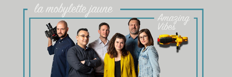 Projet de communication : Contactez-nous | La Mobylette Jaune