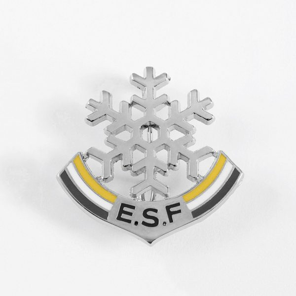 pins du logo ESF Meribel
