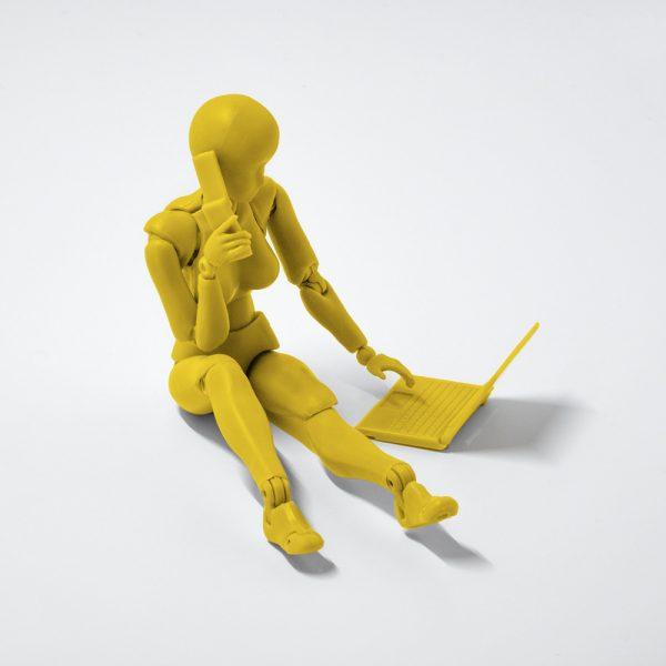 jouet robot connecté
