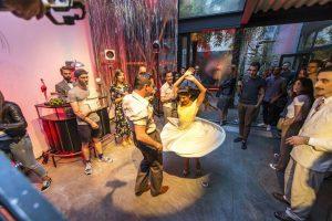 Théâtre immersif de la prophetie del coco
