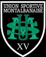 Logo de l'union sportive montalbanaise