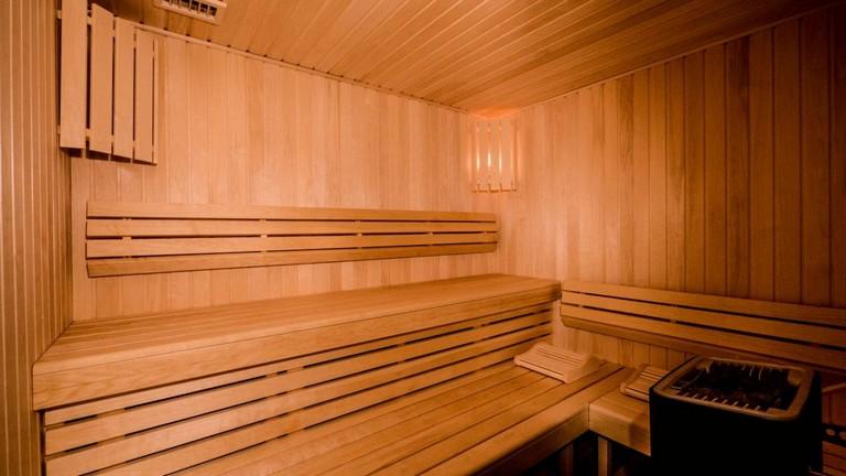Sauna du Merilys