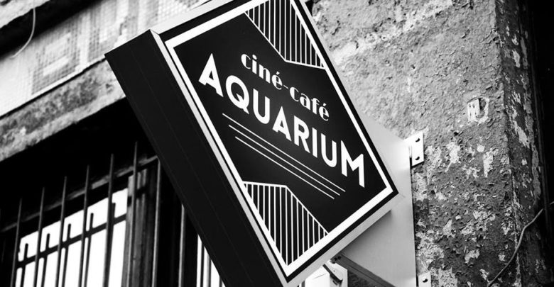 Aquarium ciné café-ecosystème agences vidéo à Lyon