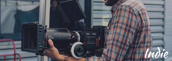 Indie location, loueur de caméras pour les agences vidéo à Lyon