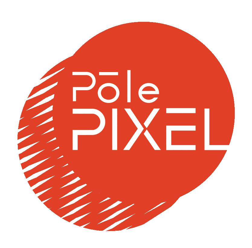 Logo pole pixel à lyon