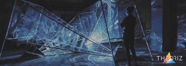 studio Théoriz expérience immersive