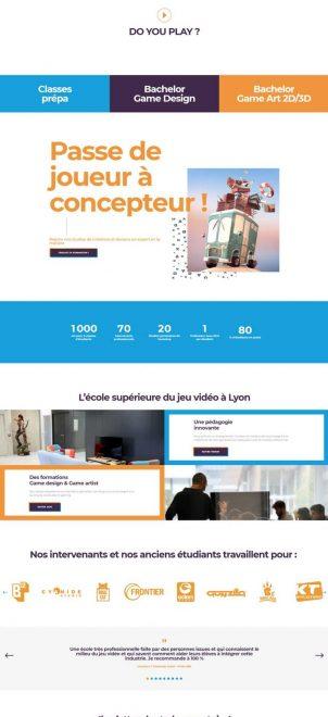 Capture-ecran-site-game-sup-accueil